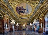 France, Paris, Hotel de Ville (city hall), Georges Bertrand room