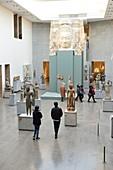 France, Paris, Guimet museum, Angkor room