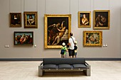 France, Gironde, Bordeaux, area classified as World Heritage, Museum of Fine Arts
