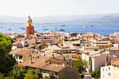 Saint Tropez, Provence-Alpes-Côte d'Azur, Côte d'Azur, Frankreich