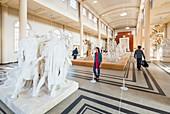France, Hauts de Seine, Meudon, the Villa des Brillants, Rodin museum