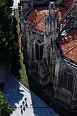 Frankreich, Gironde, Bordeaux, UNESCO-Weltkulturerbegebiet, Viertel Hôtel de Ville, Ort Pey-Berland, Kathedrale Saint-André