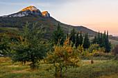 Table Mountain near Eyzahut, Drôme, France