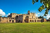Convent of San Bernardino, Valladolid, Yucatan Peninsula, Mexico