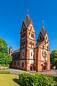 St. Lutwinus in Mettlach, Saarland, Germany
