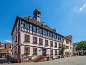 Ottweiler town hall, Saarland, Germany