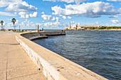 Malecon - Lange Promenade am Wasser, Havanna, Kuba