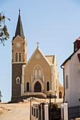 Church of Luderitz, Namibia