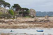 Porz Scaff Plougrescant Brittany
