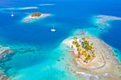 Kuanidup island, San Blas islands, Comarca Guna Yala, Panama, Central America