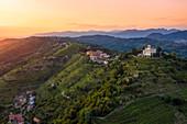 Montevecchia, Provinz Lecco, Lombardei, Italien