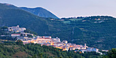 Europe, Italy, Umbria, Perugia district, Cascia