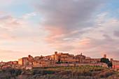 Europe, Italy, Umbria, Perugia district.\nMontefalco