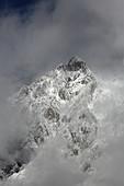 Der Grünstein ist ein Berg der Mieminger Kette, Tirol, Österreich