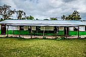 School on Efate, Vanuatu, South Pacific, Oceania