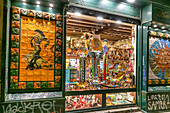 Souvenirs and handicrafts, Barcelona, Spain