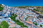 Setenil de las Bodegas, Andalucia, Spain, Europe