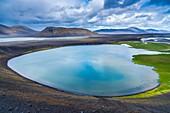 Ljótipollur, Highlands of Iceland, Southern Region, Iceland