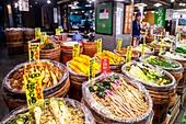 Kyoto Japan. Nishiki market