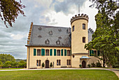 Rosenau Castle in Coburg, Bavaria, Germany