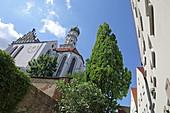 St. Ulrich Church, Augsburg, Swabia, Bavaria, Germany