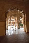 Alhambra, Granada, Spain 3 March 2008