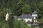 Pilgrimage site Birkenstein, near Fischbachau, Leitzachtal, Upper Bavaria, Bavaria, Germany