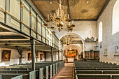 Church of St. Severin in Keitum, Sylt, Schleswig-Holstein, Germany