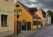 Neue Strasse in Babelsberg, Potsdam, State of Brandenburg, Germany