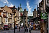 Nauener Tor, town hall, Potsdam, State of Brandenburg, Germany