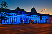 Film Museum, Nikolaikirche, Potsdam, State of Brandenburg, Germany