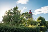 Leuchtturm Dahmeshöved, Dahme, Ostsee, Schleswig-Holstein, Deutschland