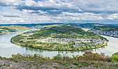 Rhine loop near Boppard