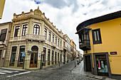 "Historischer Stadtkern im Ort ""La Orotava"", Teneriffa, Spanien"