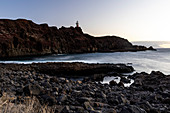 """Punta del Teno"" after sunset - westernmost point of Tenerife, Spain"