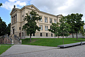 "Archaeological Museum ""Robertinum"" of the Martin Luther University Halle-Wittenberg, Universitätsplatz, Halle an der Saale in Saxony-Anhalt"