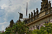 Partial view of the German Historical Museum, Berlin