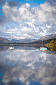 Loch Leven, Glencoe, Highland, Scotland, UK