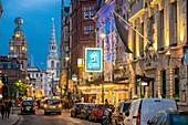 United Kingdom, London, Covent Garden