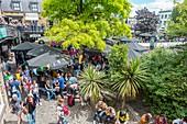 United Kingdom, London, Camden, Camden Sunday market