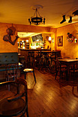 Pub in Bratislava, Slovakia