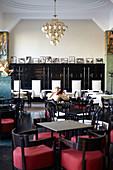 Cafe Roland on Primate Square, Bratislava, Slovakia