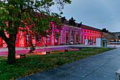 Marstall, Film Museum, Festival of German Unity 2020, Potsdam, State of Brandenburg, Germany