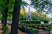 Soviet Cemetery of Honor, Bassinplatz, Potsdam, State of Brandenburg, Germany