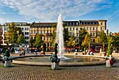 Luisenplatz, Potsdam, State of Brandenburg, Germany