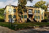 Theodor Fontane Archive, Grosse Weinmeisterstrasse, Potsdam, Brandenburg State, Germany