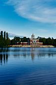 Heiliger See, Mamorpalais, Potsdam, State of Brandenburg, Germany