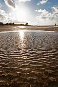 Beach impression from Heiligenhafen, Baltic Sea, Ostholstein, Schleswig-Holstein, Germany