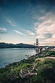 Golden Gate Bridge, San Francisco, California, USA, North America, America