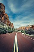 Zion National Park, Utah, USA, North America, America